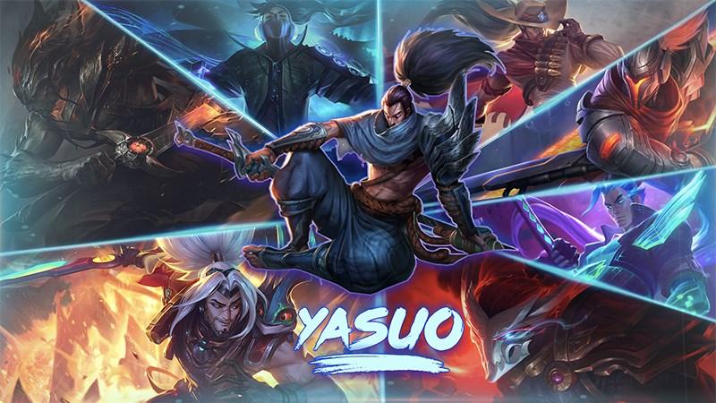 Cách chơi Yasuo Tốc Chiến đầu game